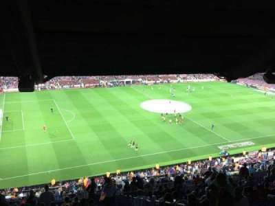 Camp Nou, Abschnitt: 331, Reihe: 29