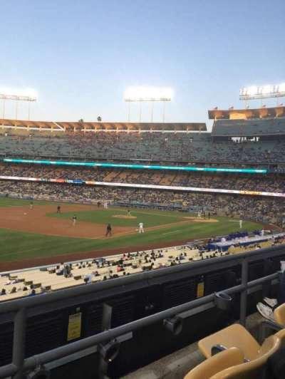 Dodger Stadium, Abschnitt: 151LG, Reihe: B, Platz: 6