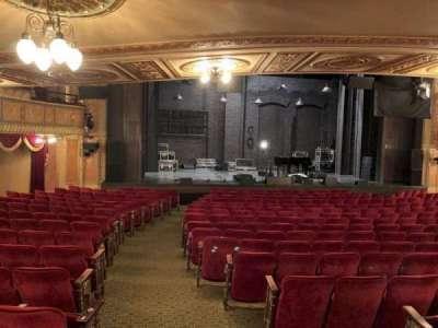 Walter Kerr Theatre, Abschnitt: Orch L, Reihe: S, Platz: 1