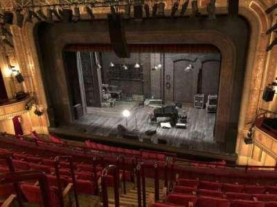 Walter Kerr Theatre, Abschnitt: Mezz R, Reihe: G, Platz: 2