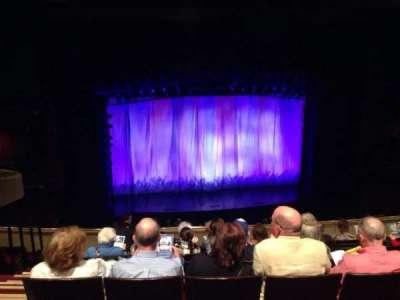 Marquis Theatre Abschnitt MEZZC