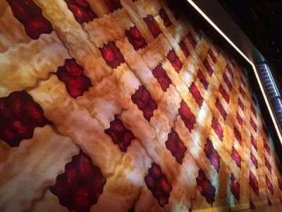 Brooks Atkinson Theatre, Abschnitt: ORCL, Reihe: AA, Platz: 1 and 3