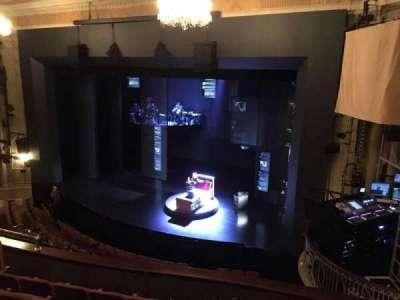 Music Box Theatre, Abschnitt: MEZZR, Reihe: F, Platz: 18 and 20