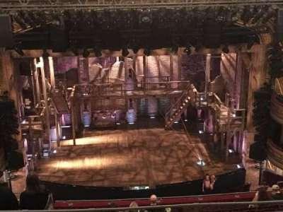 Richard Rodgers Theatre, Abschnitt: MEZZR, Reihe: F, Platz: 109 and 11