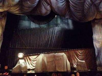 Majestic Theatre, Abschnitt: ORCC, Reihe: G, Platz: 103 and 10