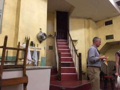 Barrow Street Theatre, Abschnitt: Table, Reihe: B, Platz: 11 And 12