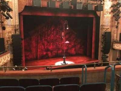 Longacre Theatre, Abschnitt: MEZZL, Reihe: E, Platz: 10