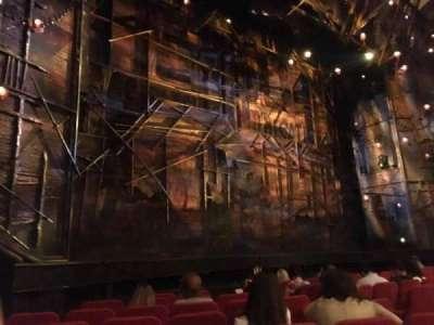 Broadway Theatre - 53rd Street, Abschnitt: ORCL, Reihe: I, Platz: 14 And 16