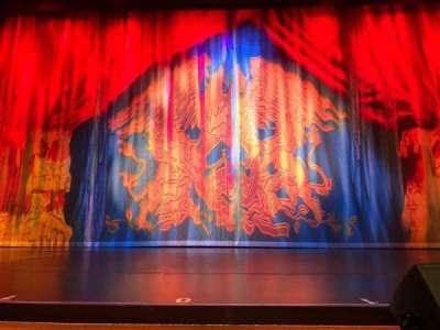 Royal Theatre (Anthem of the Seas), Abschnitt: ORCC, Reihe: A, Platz: None