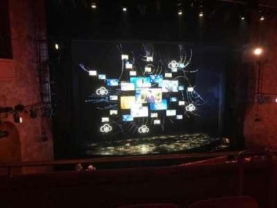 August Wilson Theatre, Abschnitt: MEZZL, Reihe: C, Platz: 5 And 7