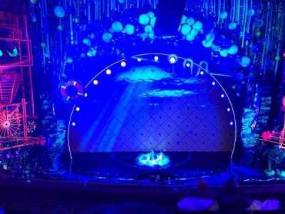 Palace Theatre (Broadway), Abschnitt: MEEZC, Reihe: E, Platz: 104