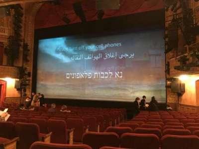 Ethel Barrymore Theatre, Abschnitt: ORCR, Reihe: N, Platz: 6 And 8