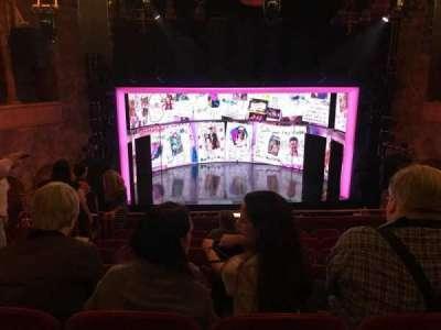 August Wilson Theatre, Abschnitt: MEZZC, Reihe: H, Platz: 111 And 112