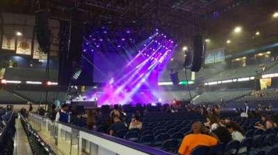Allstate Arena, Abschnitt: 102, Reihe: BB, Platz: 12