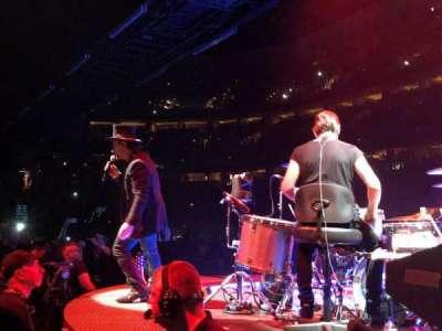 Capital One Arena, Abschnitt: GA