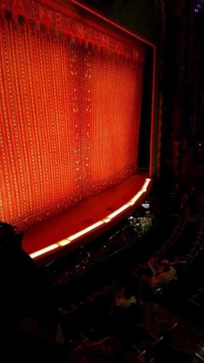New Amsterdam Theatre, Abschnitt: Box 3