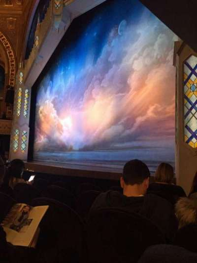 Eugene O'Neill Theatre, Abschnitt: Orch R, Reihe: E, Platz: 22