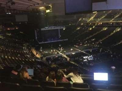 Madison Square Garden, Abschnitt: 202, Reihe: 5, Platz: 9