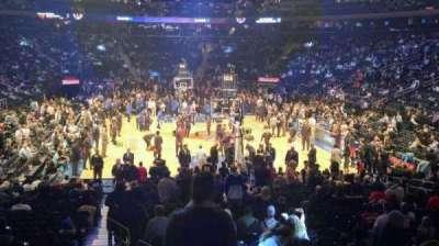 Madison Square Garden, Abschnitt: 102, Reihe: 14, Platz: 1