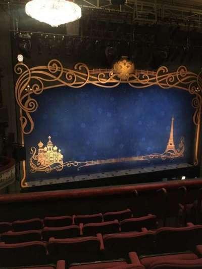 Broadhurst Theatre, Abschnitt: Mezz, Reihe: F, Platz: 7