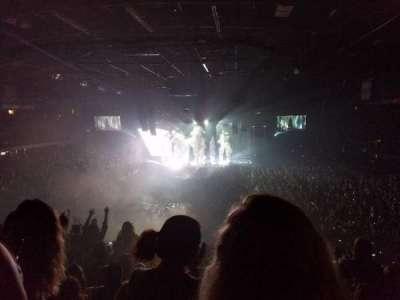 Allstate Arena, Abschnitt: 214, Reihe: N, Platz: 17