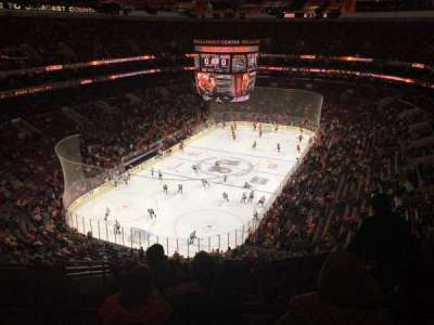 Wells Fargo Center Abschnitt 209