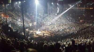 Nationwide Arena, Abschnitt: 118, Reihe: NN, Platz: 3