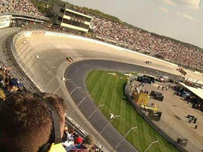 Dover International Speedway, Abschnitt: 210, Reihe: 19, Platz: 13