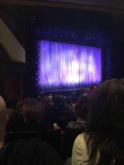Marquis Theatre, Abschnitt: Orchestra Left, Reihe: S, Platz: 17