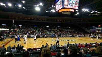 Erie Insurance Arena, Abschnitt: 103, Reihe: H, Platz: 9