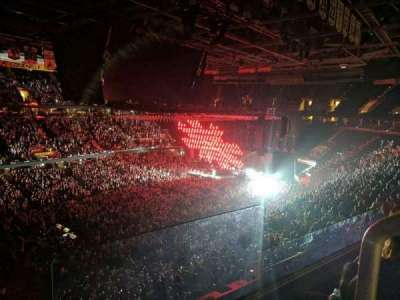 Quicken Loans Arena, Abschnitt: 205, Reihe: 2, Platz: 16