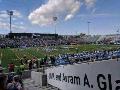 Yulman Stadium, Abschnitt: 103, Reihe: M, Platz: 1