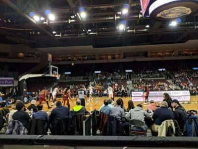 Erie Insurance Arena, Abschnitt: 118, Reihe: C, Platz: 5