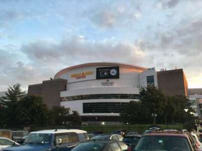 Wells Fargo Center Abschnitt EXTERIOR