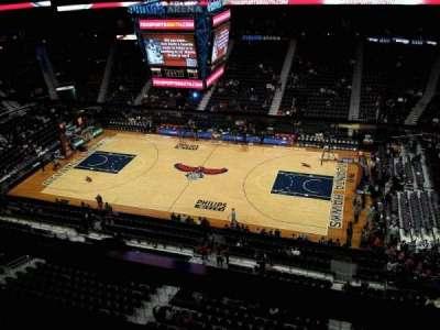 Philips Arena, Abschnitt: Suite seats