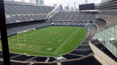 Soldier Field, Abschnitt: Suite, Reihe: 1