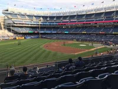 Yankee Stadium, Abschnitt: 228, Reihe: 7, Platz: 22