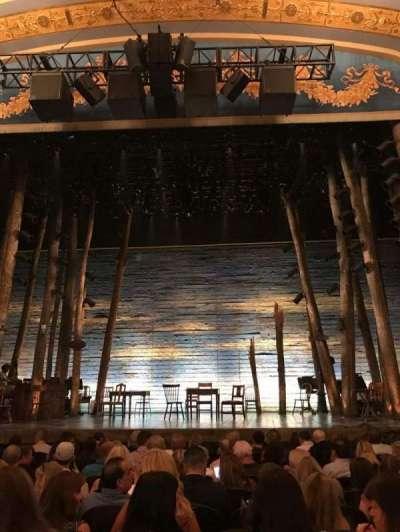 Gerald Schoenfeld Theatre, Abschnitt: Orchc, Reihe: K, Platz: 111
