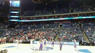 Nationwide Arena, Abschnitt: 114, Reihe: C, Platz: 9