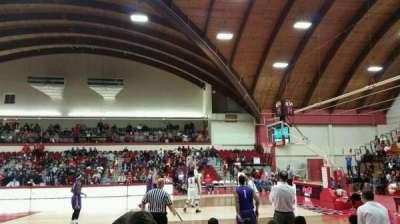 Chase Family Arena, Abschnitt: 107, Reihe: E, Platz: 6