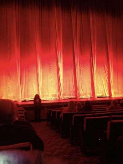 Radio City Music Hall, Abschnitt: Orchestra 5, Reihe: LL, Platz: 501
