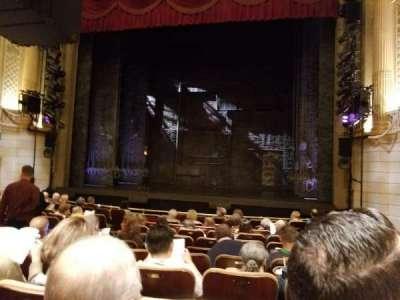 Samuel J. Friedman Theatre, Abschnitt: Orchestra, Reihe: L, Platz: 112