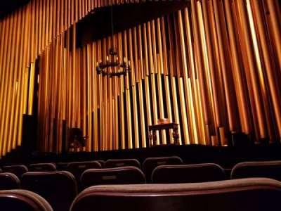 Samuel J. Friedman Theatre, Abschnitt: Orchestra, Reihe: C, Platz: 116