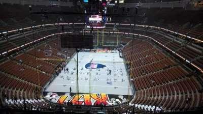 Honda Center, Abschnitt: 444, Reihe: N, Platz: 8