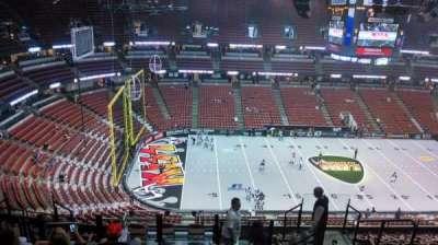 Honda Center, Abschnitt: 436, Reihe: N, Platz: 8
