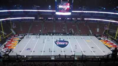 Honda Center, Abschnitt: 434, Reihe: M, Platz: 8