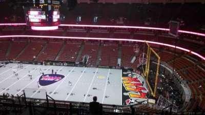 Honda Center, Abschnitt: 431, Reihe: M, Platz: 8