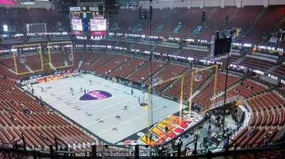 Honda Center, Abschnitt: 427, Reihe: M, Platz: 8