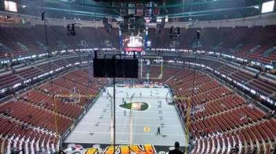 Honda Center, Abschnitt: 422, Reihe: M, Platz: 8