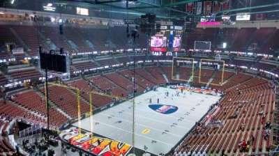 Honda Center, Abschnitt: 420, Reihe: M, Platz: 8